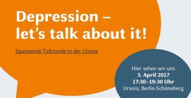 Talkrunde zum Weltgesundheitstag
