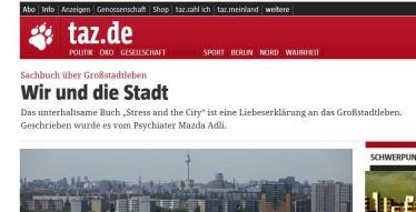 TAZ: Wir und die Stadt - lesenswerte Kritik
