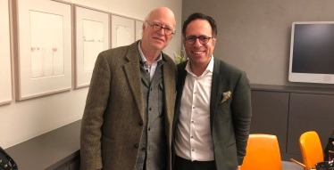 Neurourbanistik Salon mit Richard Sennett