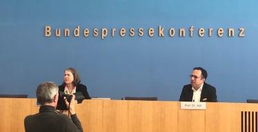 Bundespressekonferenz: