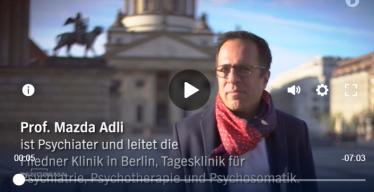 ARD Panorama: Prof. Adli über die Angst vor Corona