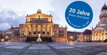 20 Jahre Fliedner Klinik Berlin